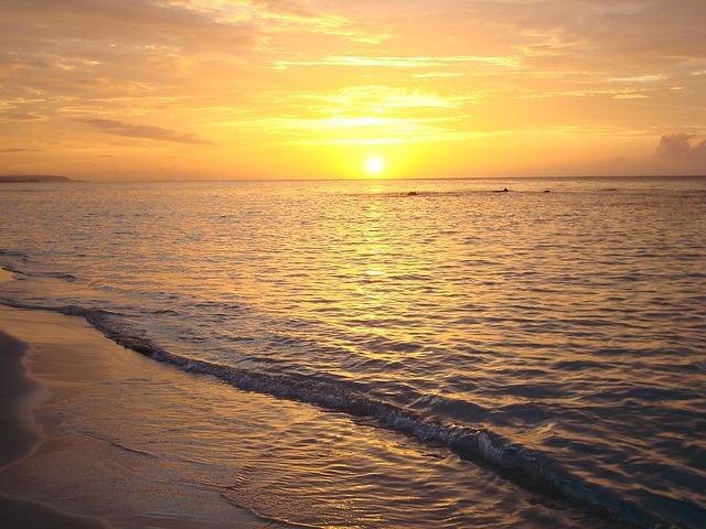View Girl Wallpaper Jamaica Beach Sunset Runaway 183 Free Photo On Pixabay