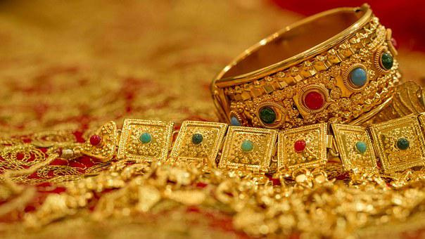 Gold, Bahraini Gold, Bahrain, Jewelry