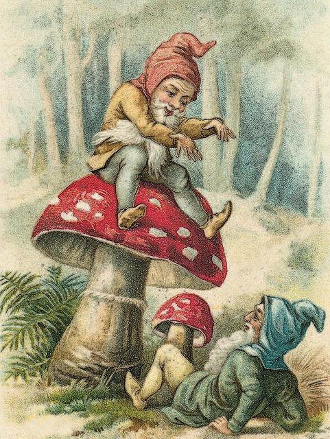 Dwarves Elves Gnomes · Free Image On Pixabay