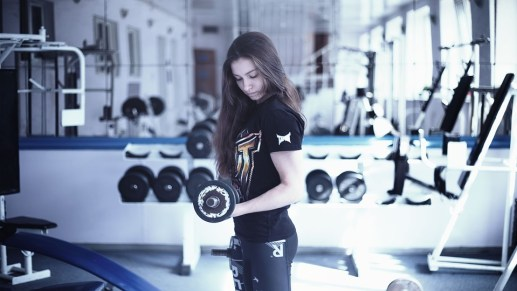 ジムの女の子, トレーナー, キック ボクシング, ボクシング, タイのボクシング, ムエタイ, 女の子