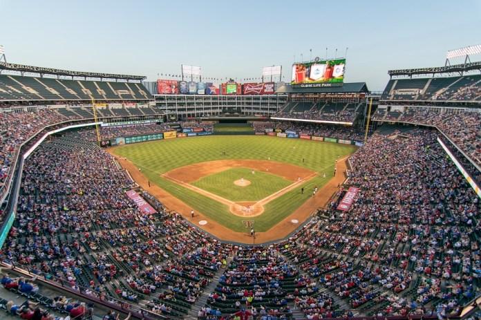 Rangers Estadio Béisbol - Foto gratis en Pixabay