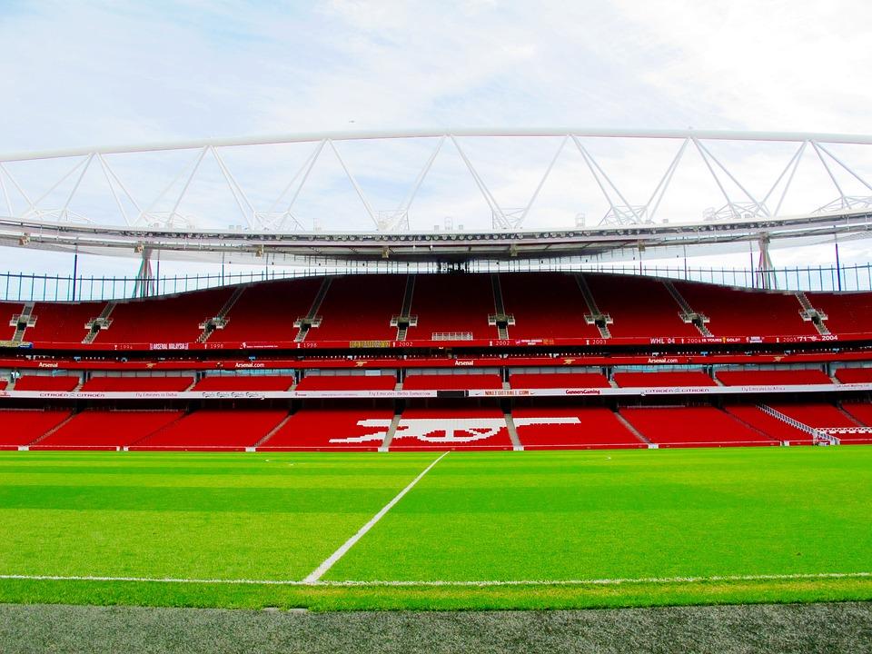 emirat stadium london arsenal foto
