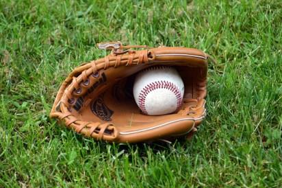 野球, グローブ, ボール, スポーツ, ミット, 革, 再生, 機器, 陸上競技, 野球場