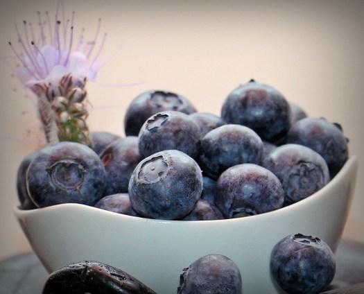 Mirtilli, Frutta, Vitamine, Blu, Delizioso, Dolce, Sano