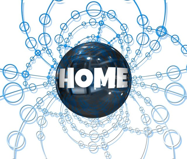 Web Networking Home Home Computer Pc Private