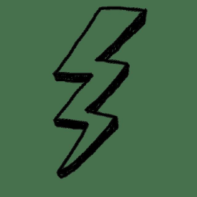Cartoon Thunderstorm Clip Art