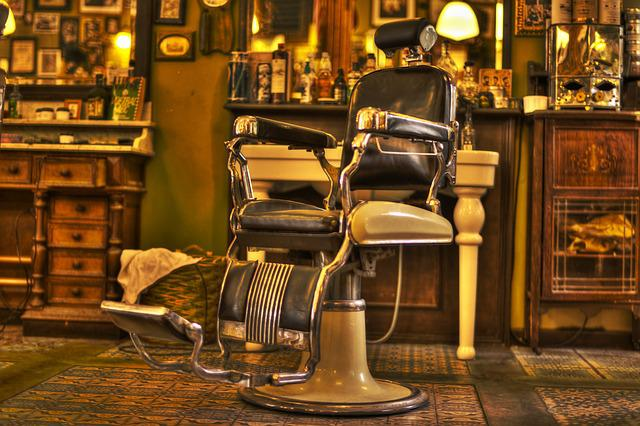 outdoors kitchen weber outdoor barber chair salon · free photo on pixabay