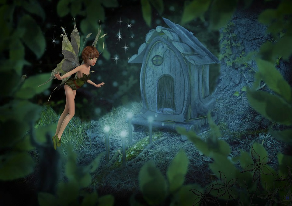 Tinkerbell Fall Wallpaper Fairy Fantasy Forest 183 Free Image On Pixabay