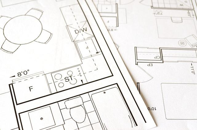 Floor Plan Blueprint House · Free photo on Pixabay