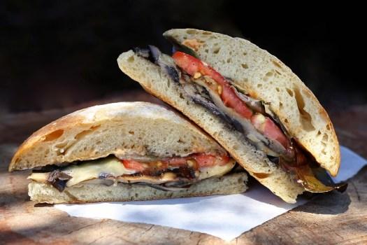 Sandwich, Vegetariano, Sano, Panini, Fresco, Cibo