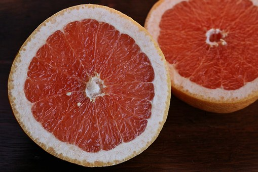 Grapefruit, Fruit, Sweet, Food, Diet