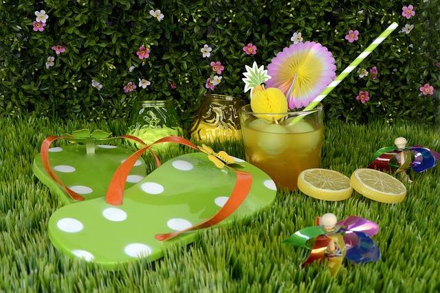 Garden Party Drink Tea Lights  Free photo on Pixabay