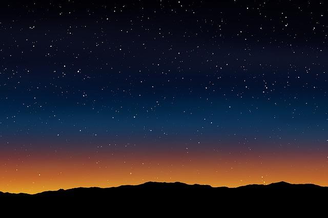 Falling Stars Live Wallpaper Stars Night Sky 183 Free Image On Pixabay