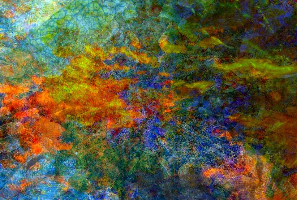 Arc En Ciel Abstrait Peinture Image Gratuite Sur Pixabay