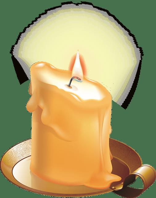 Candle Light Wax Free Image On Pixabay