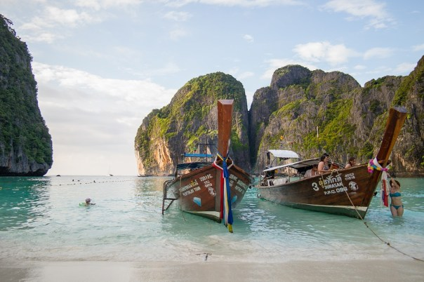 Thailand, The Beach, Mayonnaise, Beach, Asia, Ko