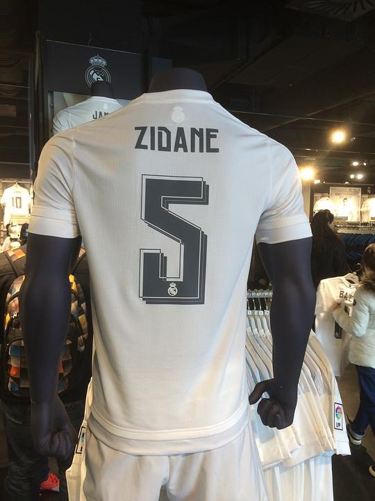 Impossible d'imaginer Zidane avec un maillot blaugrana