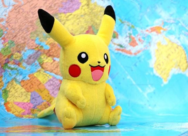 Pokemon, Pikachu, Game, Map, Board, Territory, Mania