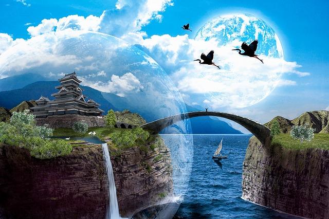Dream Landscape  Free image on Pixabay
