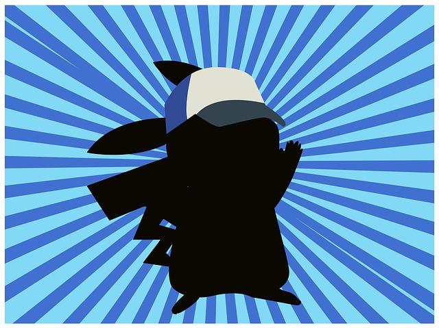 Free Illustration Pokemon Go Background Cartoon Free