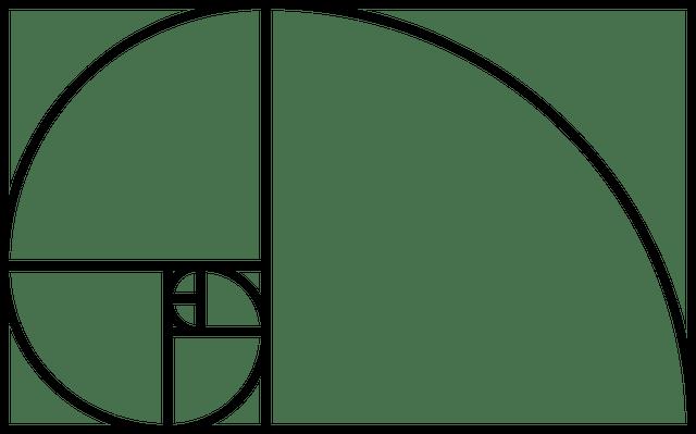 Fibonacci Spiral Science · Free vector graphic on Pixabay
