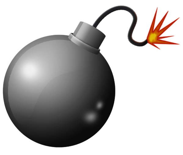 bomb explode detonate free