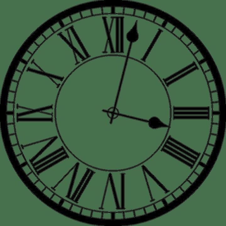 Uhr Alte Antik  Kostenlose Vektorgrafik auf Pixabay