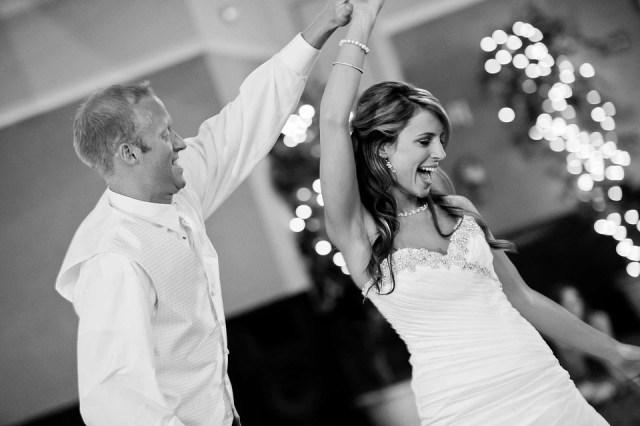 Poročni ples je najzabavnejši del poroke!