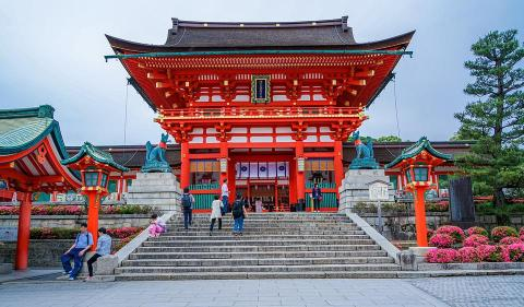 Fushimi Inari recommended places to visit Kyoto