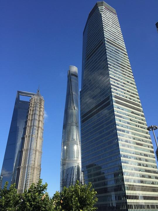 Www Animation Wallpaper Com Kostenloses Foto Shanghai Tower China Kostenloses Bild