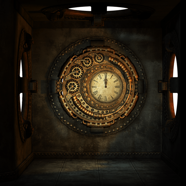 Cute Background Wallpaper For Computer Christmas Lights Animal Hd Free Illustration Steampunk Box Room Round Window