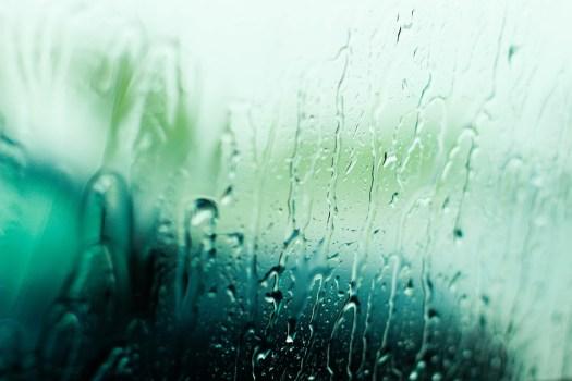 Pioggia, Sfocatura, Finestra, Tempesta, Sfondo