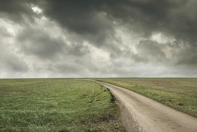 Fall Season Wallpaper Free Landscape Open Road Stormy 183 Free Photo On Pixabay