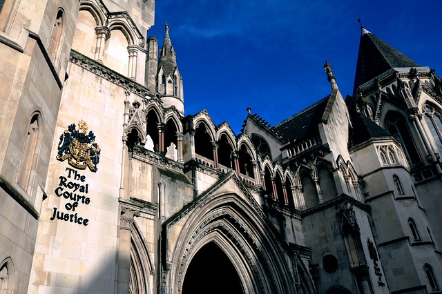 The Royal Courts Of Justice London  Free photo on Pixabay