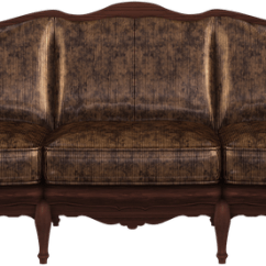Settee Sofa Couch Different Types Of Cushions Free Illustration: Sofa, Couch, Render, Old, Antique ...