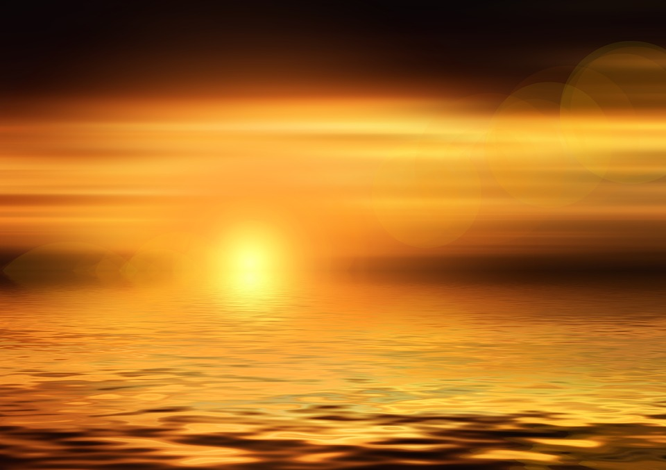 1080p Girl Wallpaper Free Illustration Sunset Cloud Meditation Buddhism