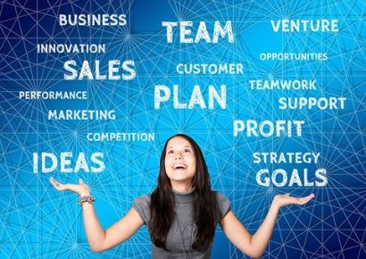 Business skills success