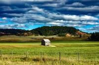 Free photo: Wyoming, Meadow, Grass, Trees - Free Image on ...