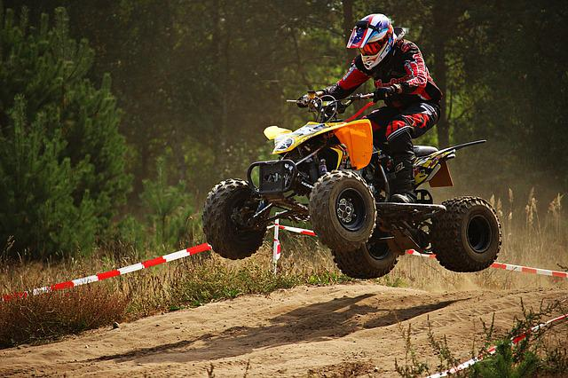 The Cross Hd Wallpaper Atv Quad Jump 183 Free Photo On Pixabay