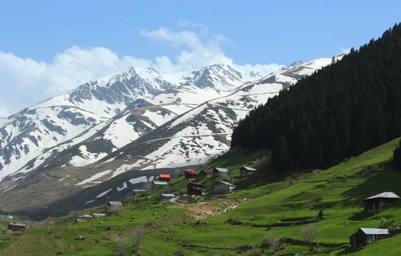Erzurum, doğu anadolu bölgesi