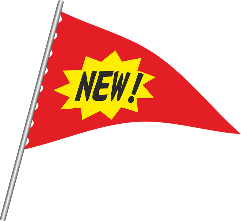 Pennant New Note Free Vector Graphic On Pixabay
