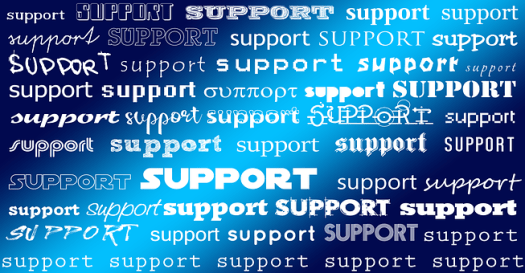 Support, Help, Assistance, Participation
