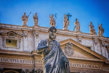 Apostel, Bibel, Rom, Petersdom, Italien, Glaube