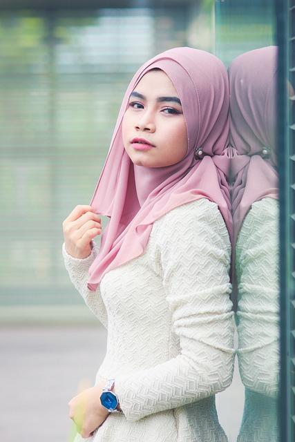 Asian Women Hijab Free Photo On Pixabay