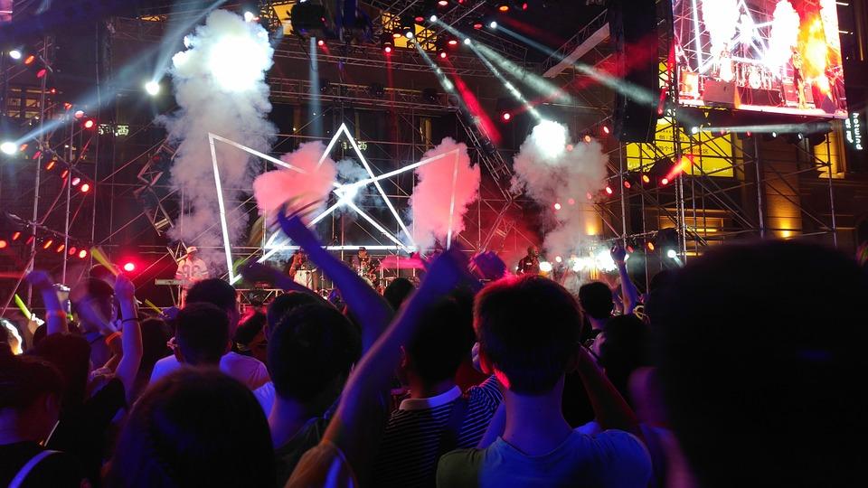 Music Festival Chongqing Long Jia Free Photo On Pixabay