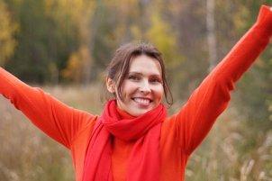 Mädchen Frau Lächeln Schönheit Fröhlichkei