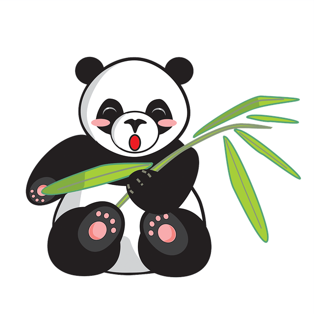 Panda Cartoon Cute · Free image on Pixabay