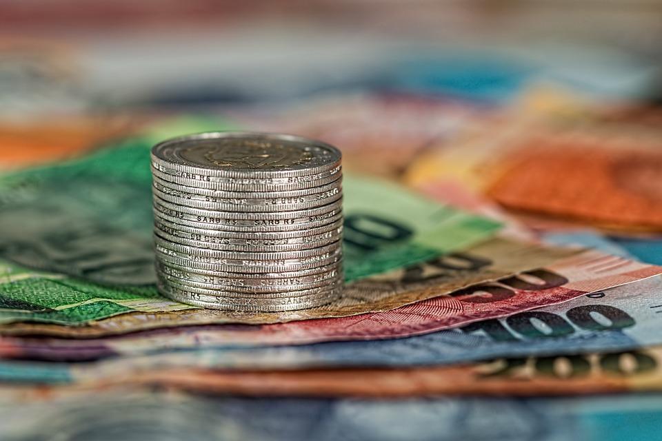 コイン, 紙幣, お金, 通貨, ファイナンス, 現金, ビジネス, 経済, 銀行, 富, 収益, 資本金