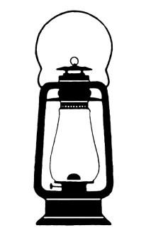 Oil Lamp Clipart Black And White | www.pixshark.com ...