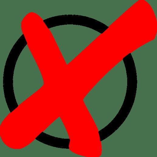 Cocher La Case, Croix, Choix, Oui, Consentement